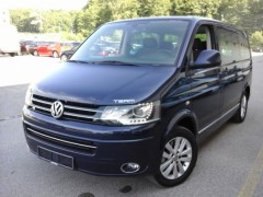 2011 Volkswagen T5 Multivan TEAM