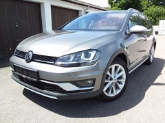 2016 Volkswagen Golf ALLTRACK 4Motion