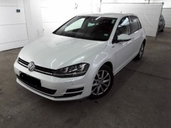 2014 Volkswagen Golf Highline €13.300