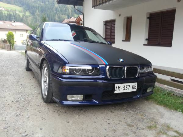 1997 BMW 318is   €4.200